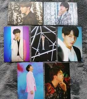 [WTS] VT x BTS Official Photocard