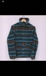 🚚 GU fleece jacket 山系抓絨加厚外套