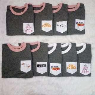 Hot Sale!!! 50php each Gray top