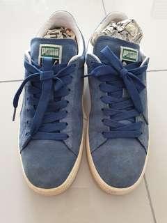 Puma suede sneakers 8uk