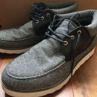 Michel Klein 日本版 男裝 休閒鞋 二手 pre owned casual Boots