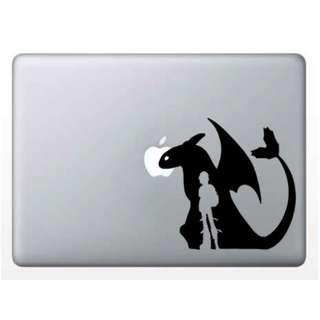 Laptop MacBook Decal Sticker. How to Train your Dragon