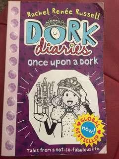Dork Dairies - once upon a dork