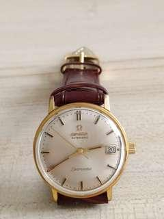 VINTAGE OMEGA SEAMASTER 斯文靚仔之首選          AUTOMATIC Cal. 565 GOLFILLED WATCH FOR MEN