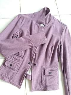 CK sweater jacket