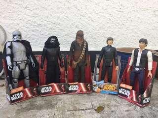 Star Wars Figurines 18 inches / 45 cm tall