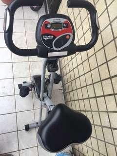 強生Chanson 可摺疊有氧健身車