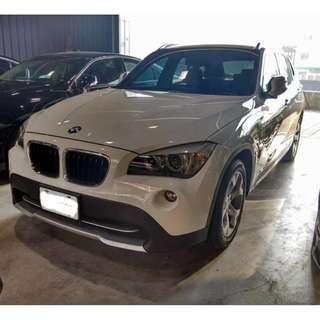 BMW X1 2012年 白 2.0