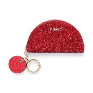 Mimco Lune Lipstick Red Keyring
