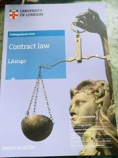 Contract Law Subject Guide (UOL)