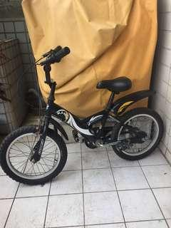 捷安特-兒童16吋腳踏車(附學習輪)