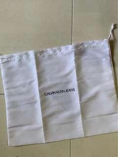 Brand New Authentic Dust Bags (CK, Guess, Karl Lagerfeld)