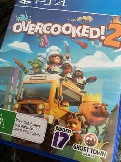 PS4 Overcooked2