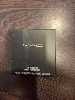 MAC eye shadows x 9 fard a paupieres brand new