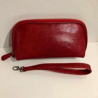 BN Red Wallet