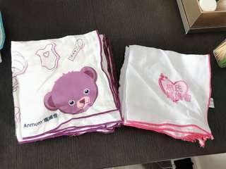 安滿+惠氏小紗巾