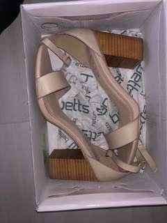 Betts nude heels