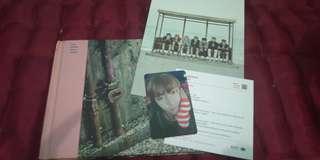 Album BTS YNWA VERSI PINK
