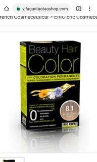 Bn Eric Favre Beauty creme hair color or dye
