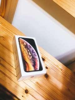 🚚 Iphone xs 金色 64G