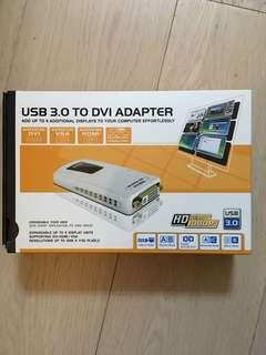 USB 3.0 to DVI Adapter