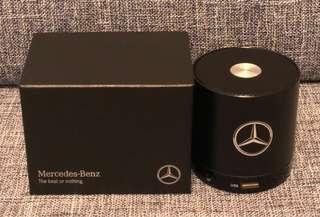 🚚 Mercedes-Benz 賓士藍芽喇叭