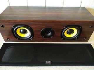 ORiX Sound Labs Center Speaker