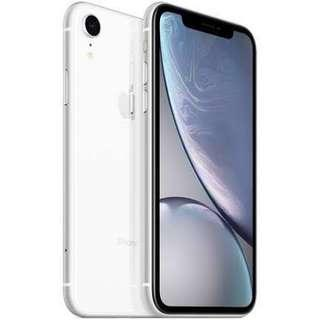 🚚 BUY BACK IPHONE XR 128 and XR 256 WHITE