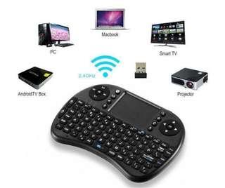 Android TV Box / PC / Smart TV Mini Keyboard (aka Airmouse)