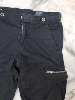 Men Black Long Pant (30)