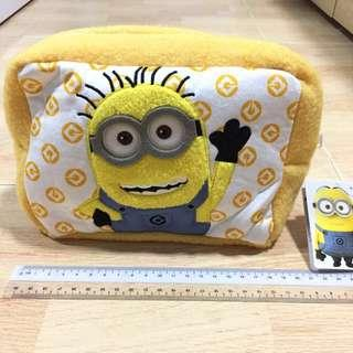 🚚 Minion Small Bag with Zip
