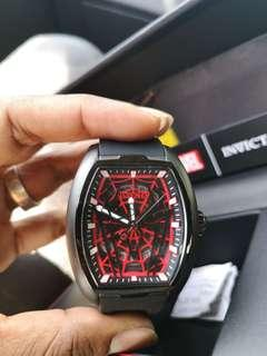 spider man marvel limited edition by invicta