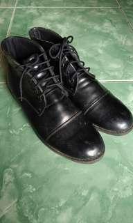 Boots Adorable - Baldwin Black Boot