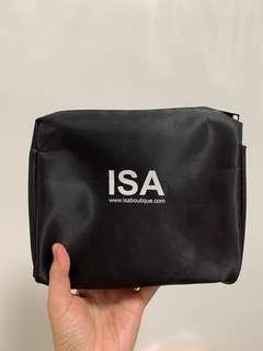 ISA makeup bag
