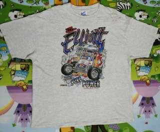 T-shirt vintage tony Elliott 93