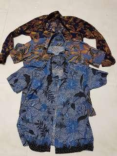 Batik Shirt for Men
