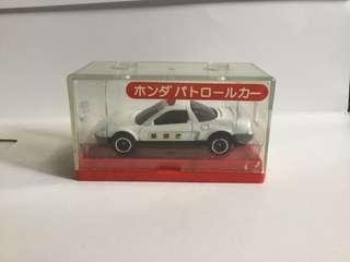 Tomica NSX 警車