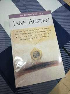 7 novels in 1!! The Bestselling and Pre-eminent Jane Austen!