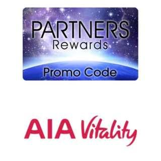 AIA GV PROMO CODE - $3 OFF per ticket