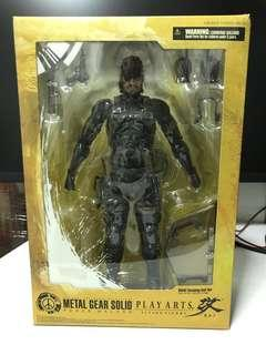 Play Arts Kai Metal Gear Solid Peace Walker Action Figures