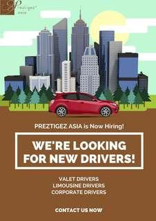 $1150 in a week!! . Valet Drivers needed