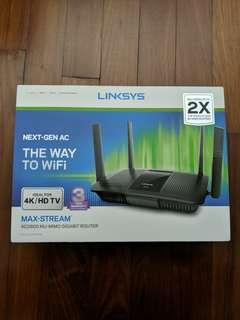 🚚 Linksys EA8100 MAX-STREAM