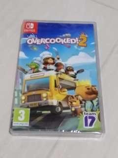 🚚 Overcooked 2 brand new in packaging