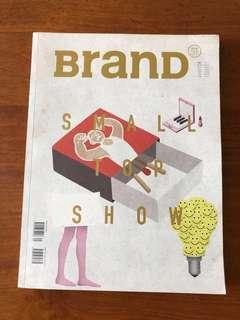 🚚 Brand Magazine, Issue 31