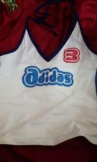 Authentic and Classic Adidas halter top