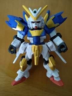 二手 中古 9成5新 Gundam Ensemble V2 gundam  連裝備  高達