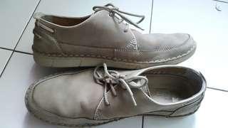 Sepatu Kulit Marks & Spencer
