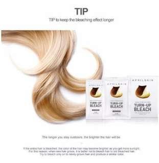 Aprilskin Turn-Up Hair Bleach / Hair Bleaching / April Skin / Hair Dye