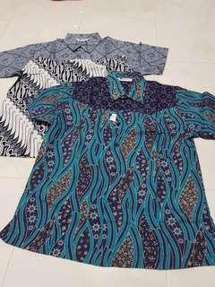 🚚 Batik Shirt for Boys