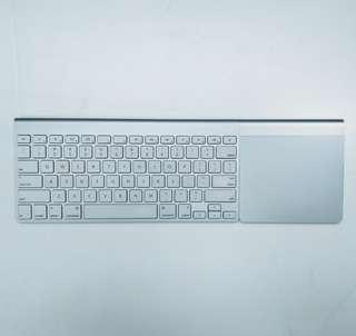 絕版 Apple Magic Keyboard + Trackpad 1st Gen. 整套可更換電池手感極好